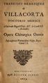 Francisco Enríquez de Villacorta (1673) Opera Chirurgica Omnia.png