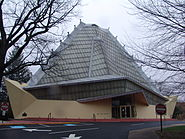 Frank Lloyd Wright - Beth Sholom Synagogue 1
