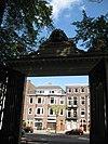 frankendael poort doorkijk