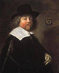 Frans Hals: Portrait of Joseph Coymans