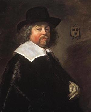 Joseph Coymans - Portrait of Joseph Coymans