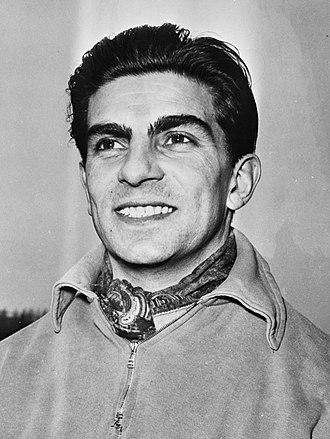 Frans de Munck - Frans de Munck in 1957