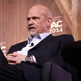Fred Thompson - Thompson speaking at the Conservative Political Action Conference (CPAC)