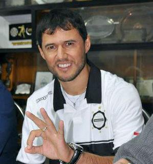 Fredy Bareiro Paraguayan footballer