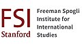 Freeman Spogli Institute for International Studies logo (vertical).jpg