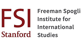 Stanford University centers and institutes - Image: Freeman Spogli Institute for International Studies logo (vertical)