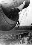 French Kite Balloon with ground party. (21970946942).jpg
