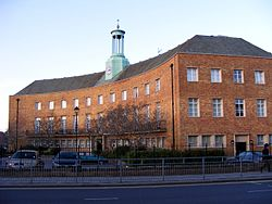 Friern Barnet town hall2.JPG