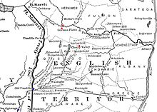 The western New York frontier ran from Fort Stanwix (present-day Utica) south along the Unadilla River. German Flatts was located about one third of the way east from there to Albany, along the Mohawk River. The Indian towns of Unadilla and Onaquaga were located near the mouth of the Unadilla River, where it empties into the Susquehanna.