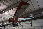 Frontiers of Flight Museum December 2015 113 (Williams Texas-Temple Sportsman).jpg