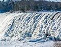 Frozen Brunswick Dam (11869869955).jpg