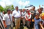 Fuerzas armadas realizaron acción cívica y entregaron ayuda a pobladores con discapacidad de Mazamari en Junín (36707462943).jpg