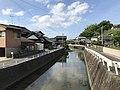 Fukuyoshigawa River near Maedabashi Bridge.jpg