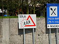 Funny street signs in Kobarid (4092810768).jpg