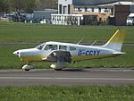 G-CCYY Piper Cherokee Warrior (25976006794).jpg