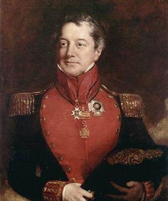Matthew Whitworth-Aylmer, 5th Baron Aylmer - Image: GG Matthew Whitworth Aylmer