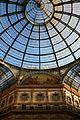Galleria Vittorio Emanuele II - cupola 03.jpg