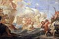 Galleria di luca giordano, 1682-85, nettuno e anfitrite 01 nave argonauti.JPG