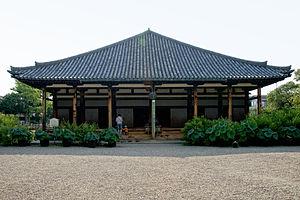 元興寺's relation image