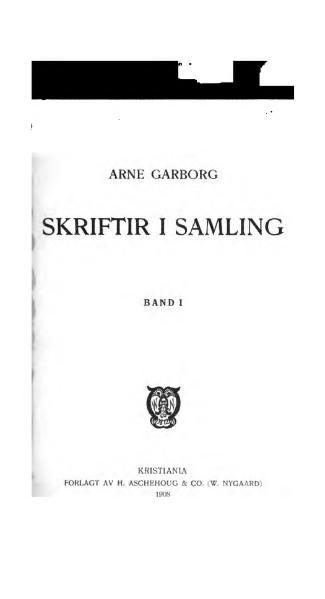 File:Garborg - Bondestudentar og Mannfolk.djvu