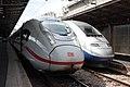 Gare SNCF de l'Est – rames Velaro D et RGV 2N.JPG