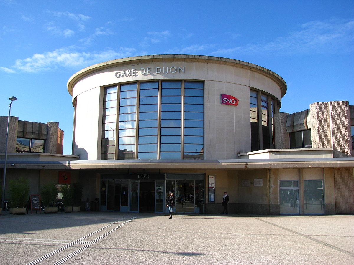 Gare De Lyon Dijon Ville