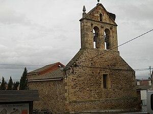 Gargantilla del Lozoya iglesia