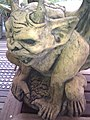 Gargoyle at The Treehouse - panoramio.jpg