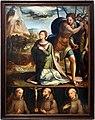 Gaspar dias (attr.), martirio di s. caterina, 1560-70 ca. 01.jpg