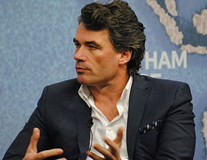 Gavin Patterson - Patterson speaking at Chatham House in 2016