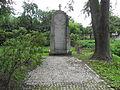 Gdańsk Cmentarz Garnizonowy - pomnik rosyjskim jeńcom wojennym.jpg