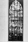 gebrand schilderd raam door digman 1555 - amsterdam - 20012137 - rce