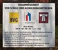 Gedenktafel Nonnendammallee 141 (Hasel) BVG Weiche.jpg