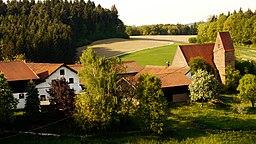 Municpality of Berg near Reischach, Bavaria, Germany