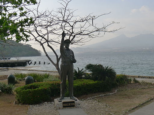 Gen. Douglas McArthur Statue, Corregidor