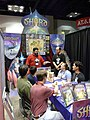 Gen Con Indy 2008 - Shara demo 2.JPG