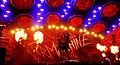 Gene Simmons (Kiss) au Hellfest 2019 pendant War Machine.jpg
