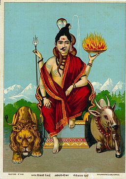 Gennaio-Ardhanarishvara