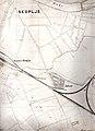Geodetska karta na del od Skopje, zatvor, 1930-te.jpg