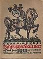 Georg Queri's Bayrischer Kalender auf das Jahr 1913. Mit Bildern von Paul Neu.jpg
