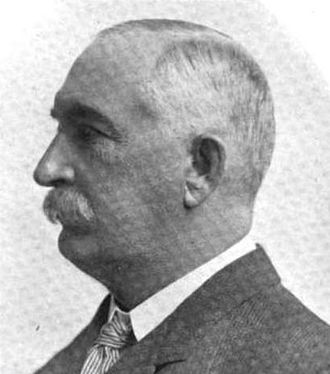 Indiana's 13th congressional district - Image: George Ford (Indiana Congressman)