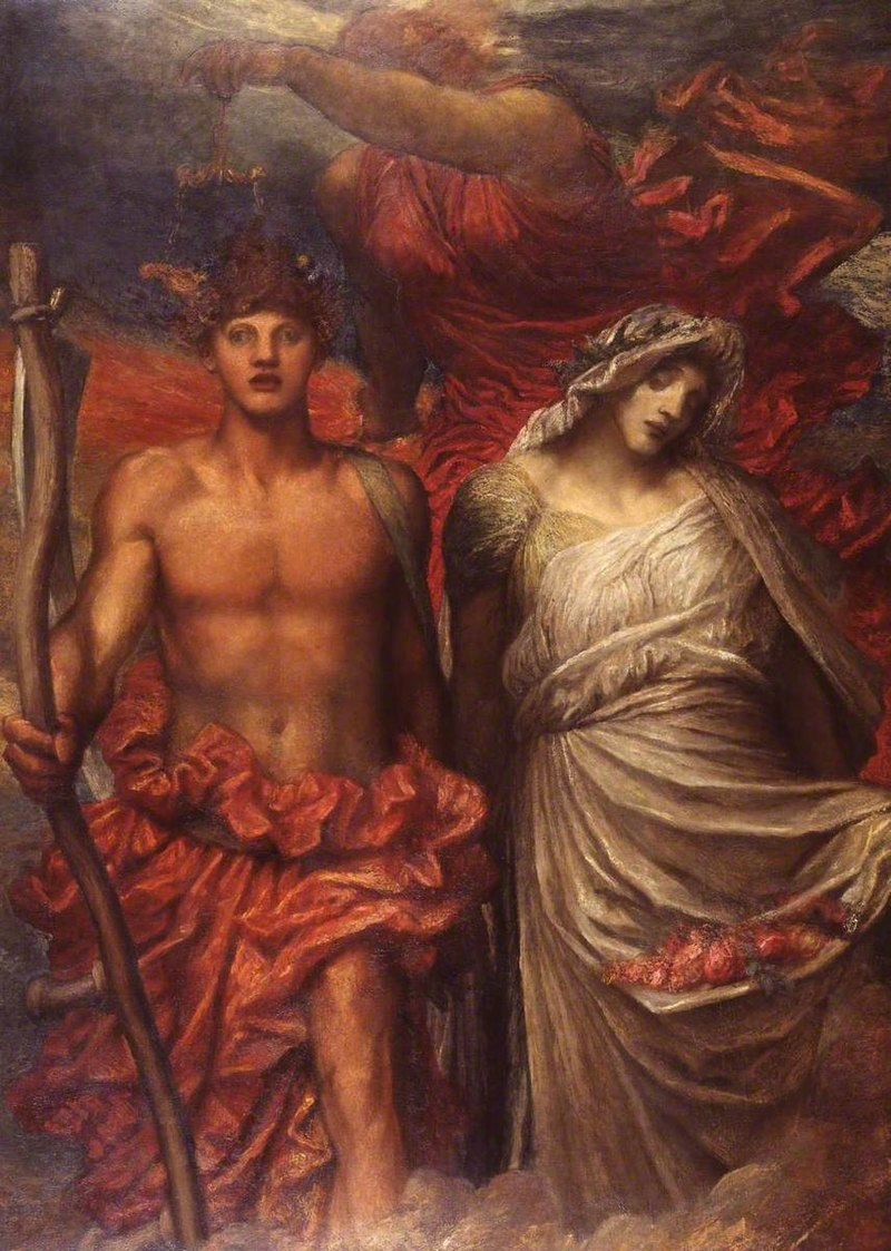 George Frederic Watts (1817-1904) - Time, Death and Judgement - N01693 - National Gallery.jpg