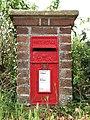 George VI postbox in Hellington - geograph.org.uk - 1397239.jpg