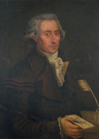 Georges Couthon - Georges Auguste Couthon by Bonneville, Musée Carnavalet, Paris