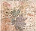 Georges Cuvie, Carte geognostique des environs de Paris - David Rumsey.jpg