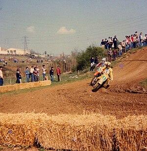 Georges Jobé - Image: Georges Jobé Circuit Vallès 1981