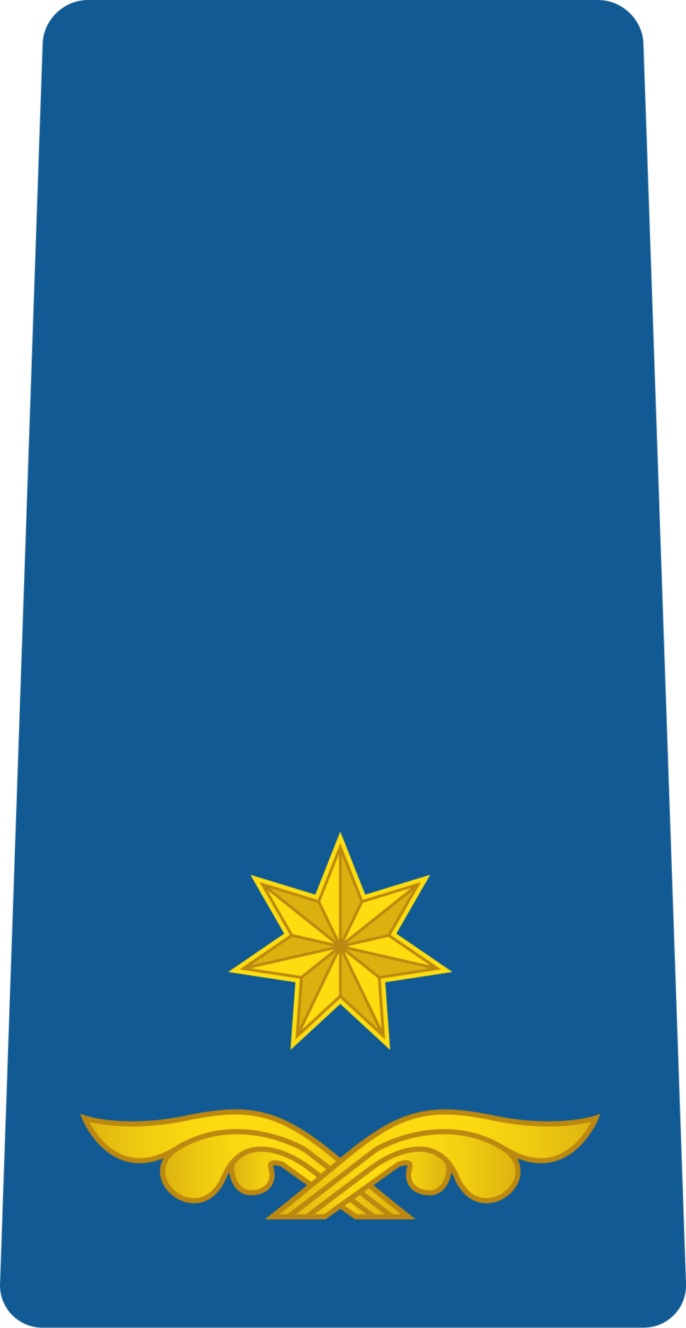 Georgia Air Force OF-4
