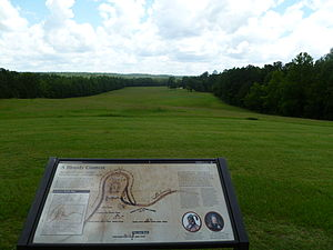 Battle of Horseshoe Bend (1814) - Horseshoe Bend Battlefield