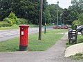 Georgian postbox in Millison's Wood - geograph.org.uk - 851765.jpg