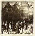 Gerald Spencer Pryse-La Grande Place, Antwerp P03073.jpg